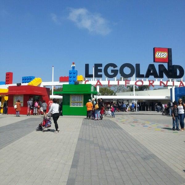 Foto tirada no(a) Legoland California por Mary A. em 3/23/2013