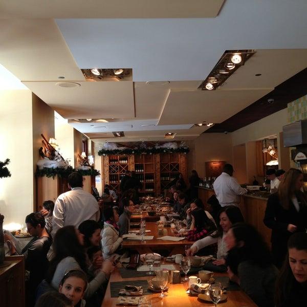 Photo taken at Pierrot Gourmet by Yuliya Y. on 2/3/2013
