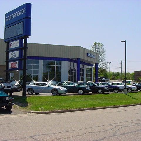 mad city sales automotive shop in madison foursquare