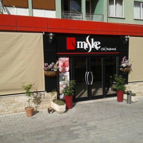 Das Foto wurde bei Miske Antep Mutfağı von Koray E. am 5/29/2013 aufgenommen