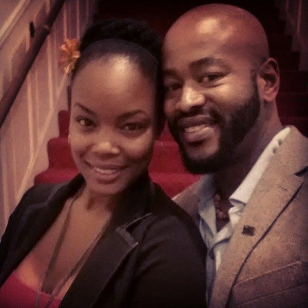Das Foto wurde bei Geoffrey's Inner Circle von I Love Being Black am 8/9/2014 aufgenommen
