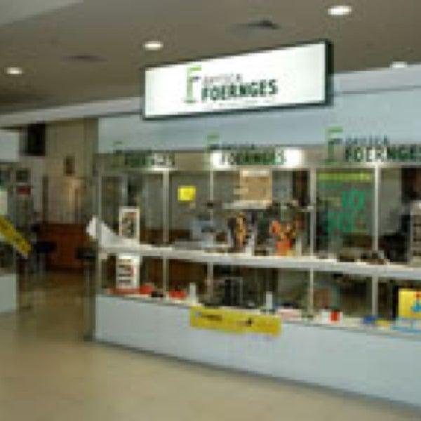 Óptica Foernges (Agora fechado) - Ótica em Floresta 0c5b1fbbba
