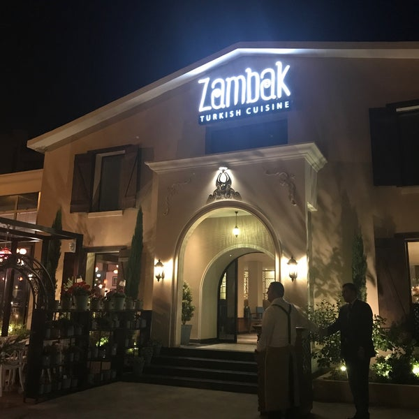 Zambak Turkish Cuisine 5 Tips