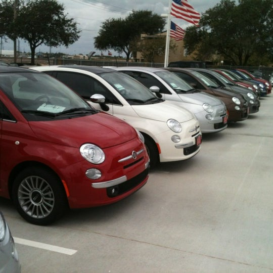photos at fiat of clear lake - southbelt - ellington - 15695 gulf fwy