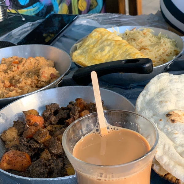 Foto tomada en Emmawash Traditional Restaurant | مطعم اموش por Sohaib . el 2/7/2020