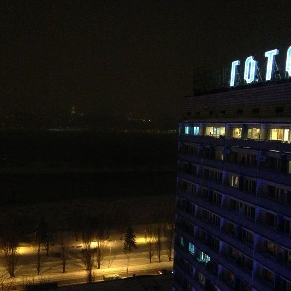 3/24/2013 tarihinde Ron C.ziyaretçi tarafından Готель «Славутич»  / Slavutych Hotel'de çekilen fotoğraf