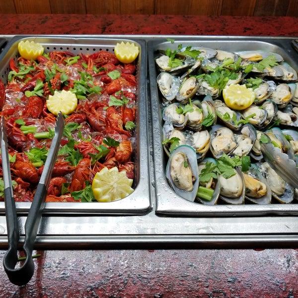 Photos At Crab Daddy S Calabash Seafood Buffet Garden City Sc 3043 Us 17 Bus