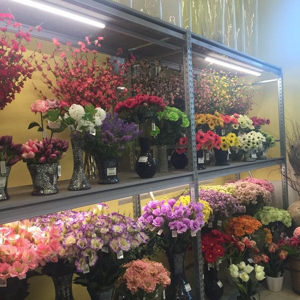 Оптово-розничный магазин цветов кантемировская