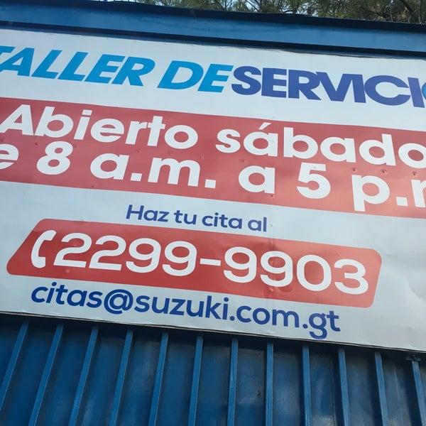 Photos At Autos Y Moto Suzuki Ciudad De Guatemala Guatemala