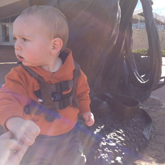 Foto tomada en National Cowboy & Western Heritage Museum por Sarah S. el 11/15/2012