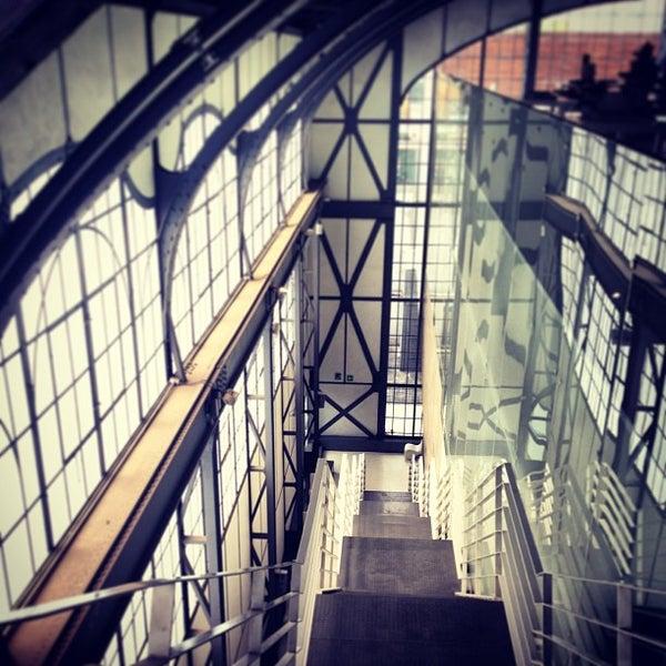 Photo prise au Museo Universitario del Chopo par César M. le6/11/2013