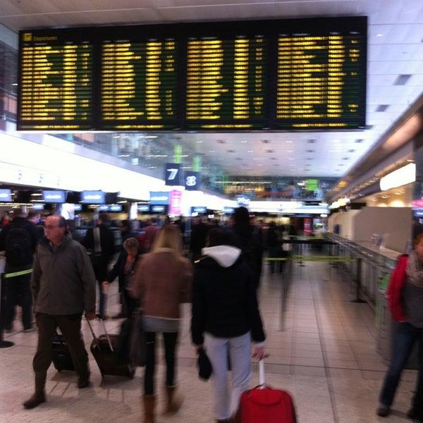 Снимок сделан в Дублинский аэропорт (DUB) пользователем Edgaras 2/2/2013