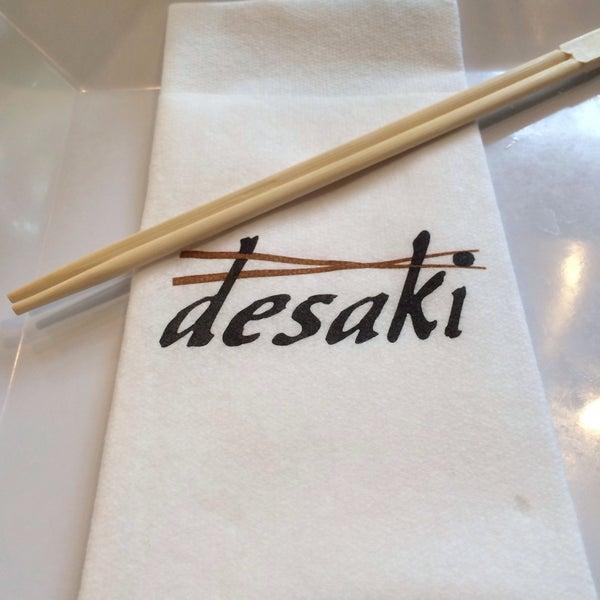 7/4/2015 tarihinde Jackie P.ziyaretçi tarafından Desaki Japanese Restaurant'de çekilen fotoğraf
