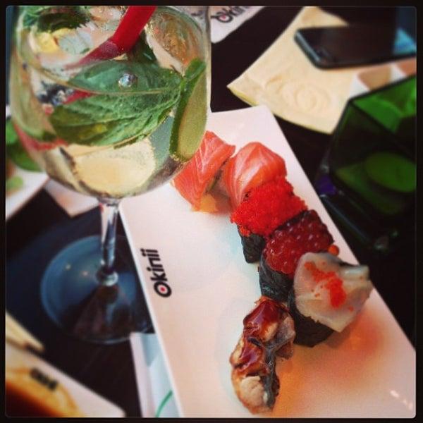 Sushi Okinii Köln