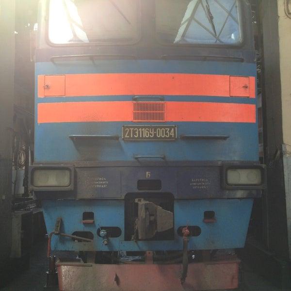 если фото локомотивного депо алматы нам нужно
