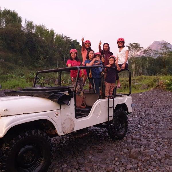 Photos At Jeep Merapi Alaska Adventure Mountain