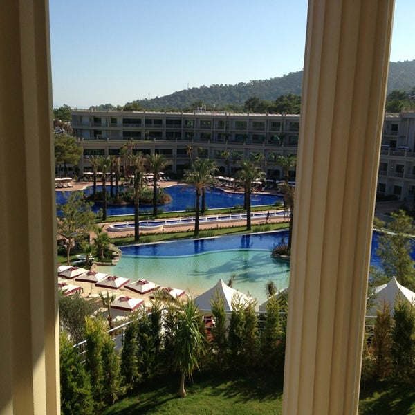 8/9/2013にSezgin I.がVogue Hotel Bodrumで撮った写真