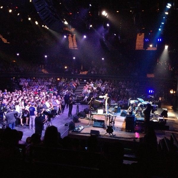 Das Foto wurde bei Austin City Limits Live von Greg A. am 5/6/2013 aufgenommen