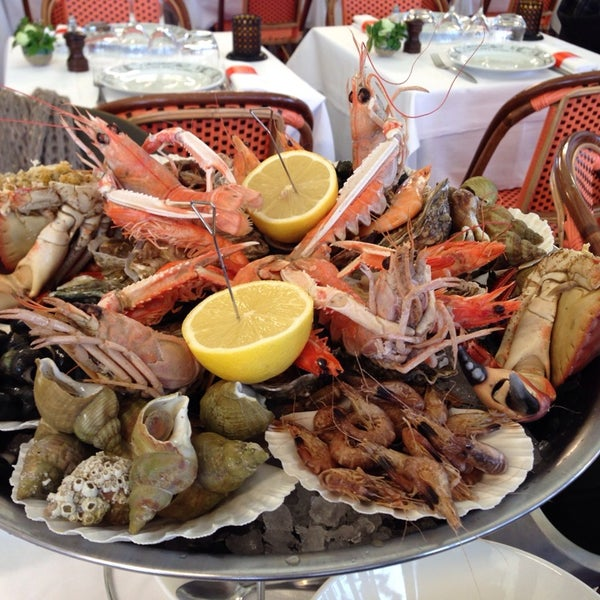 Bistrot du port restaurant de fruits de mer honfleur - Le bistrot du port honfleur ...