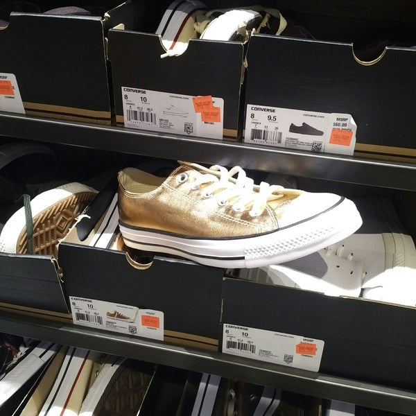 90cbda0826f332 Photos at Converse Factory Outlet - Village West - 2 tips from 407 ...