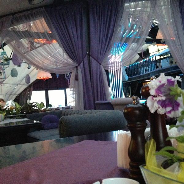 Das Foto wurde bei Panorama Lounge von Инна Х. am 5/13/2013 aufgenommen