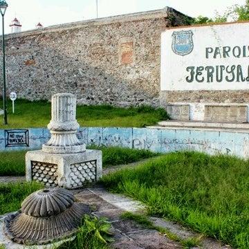 Vista lejana del Parque Jerusalém