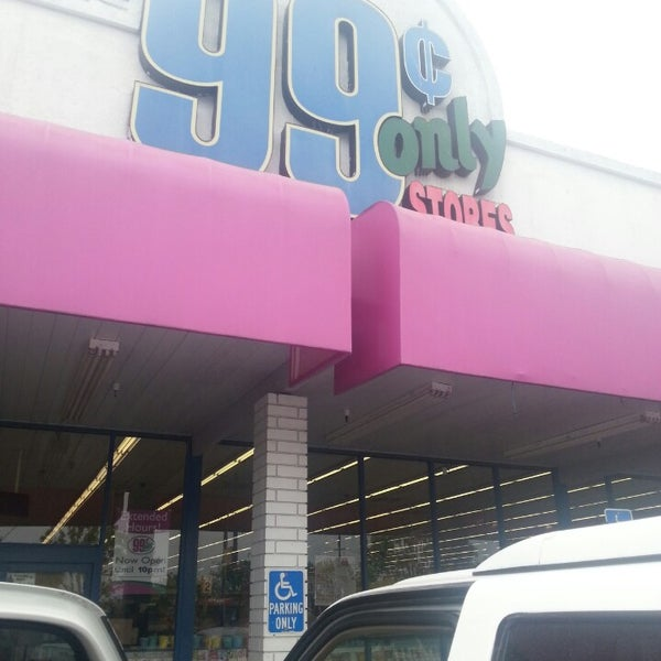 Photo Taken At 99 Cents Only Stores By Gloria C On 4 30