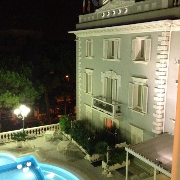 10/11/2014にStefania B.がGrand Hotel Des Bainsで撮った写真