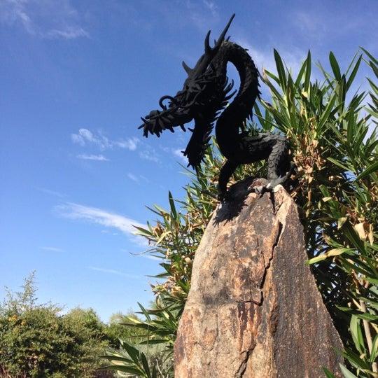 รูปภาพถ่ายที่ Taliesin West โดย Cain R. เมื่อ 10/21/2012