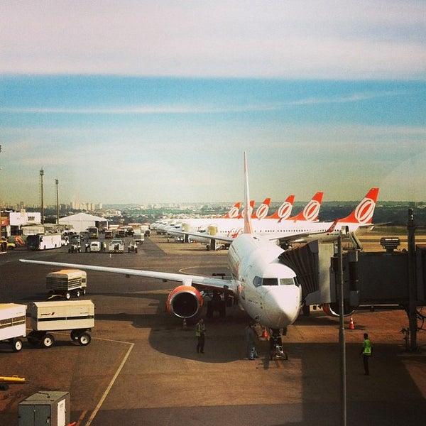 Foto tomada en Aeropuerto Internacional de Brasilia Presidente Juscelino Kubitschek (BSB) por Eduardo V. el 6/22/2013