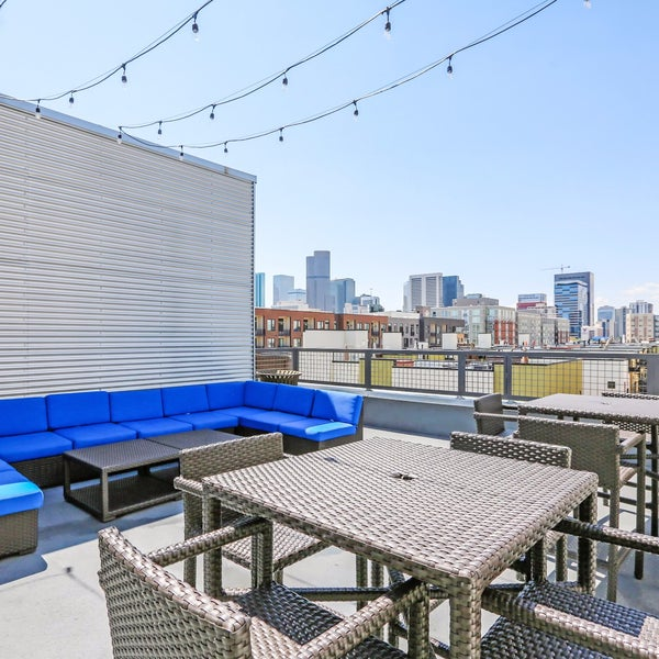 Photo Taken At Ballpark Lofts Apartments By On 5 17 2018