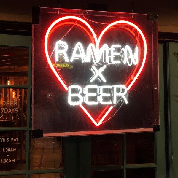 11/13/2018にD.J. R.がE.A.K. Ramen Melroseで撮った写真