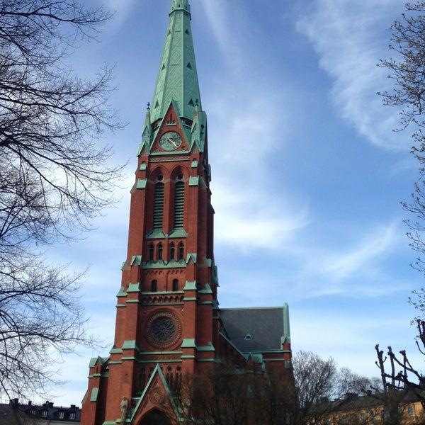 sankt johannes kyrka - DiVA