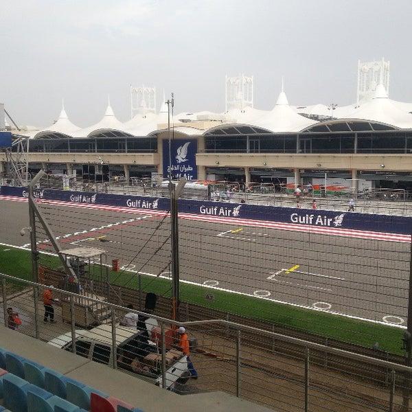 Foto scattata a Bahrain International Circuit da sed1991 il 4/19/2013
