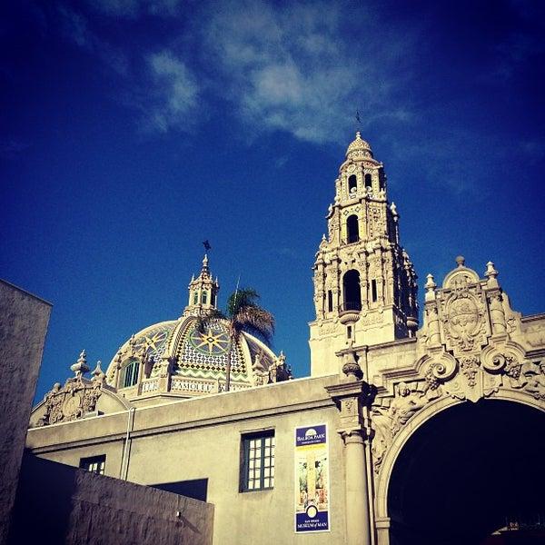 Photo prise au San Diego Museum of Man par Anton N. le9/2/2013