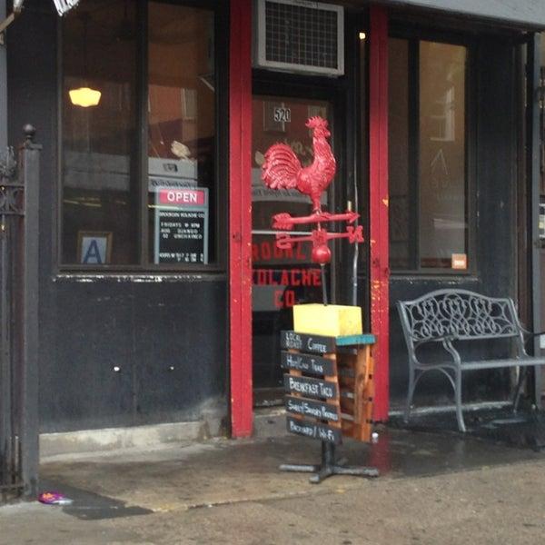 Foto tirada no(a) Brooklyn Kolache Co. por Patricio A. em 8/12/2013