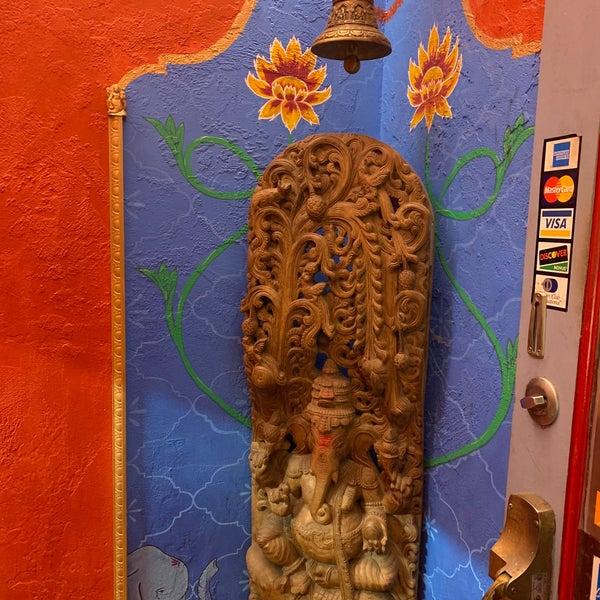 10/5/2019에 Lily O.님이 Annapurna Cafe에서 찍은 사진