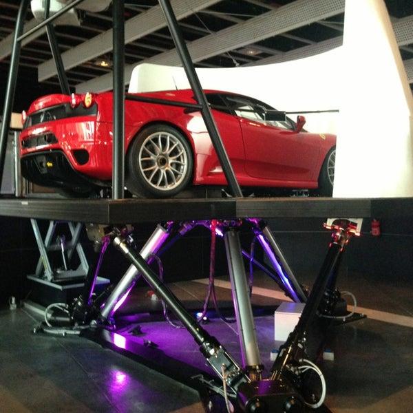 Foto tomada en Ferrari World Abu Dhabi por Юрец✌ el 6/4/2013