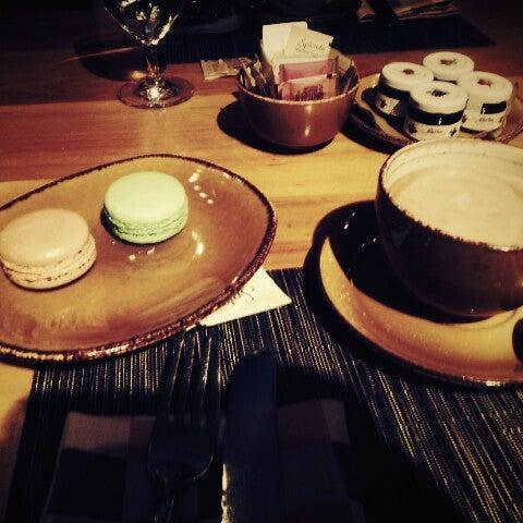 Photo taken at Pierrot Gourmet by Jisun Y. on 2/16/2013