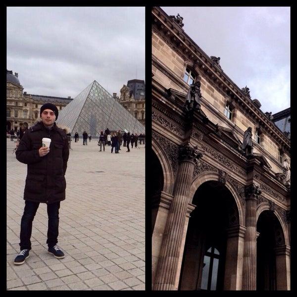 Foto tomada en Le Louvre Ripaille por Alexei S. el 1/1/2014
