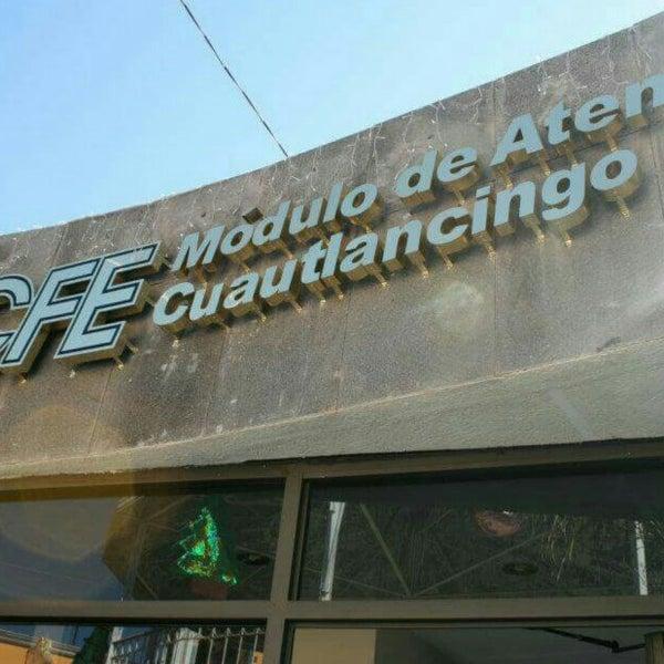 Cfe Modulo De Atención Cuautlancingo Puebla