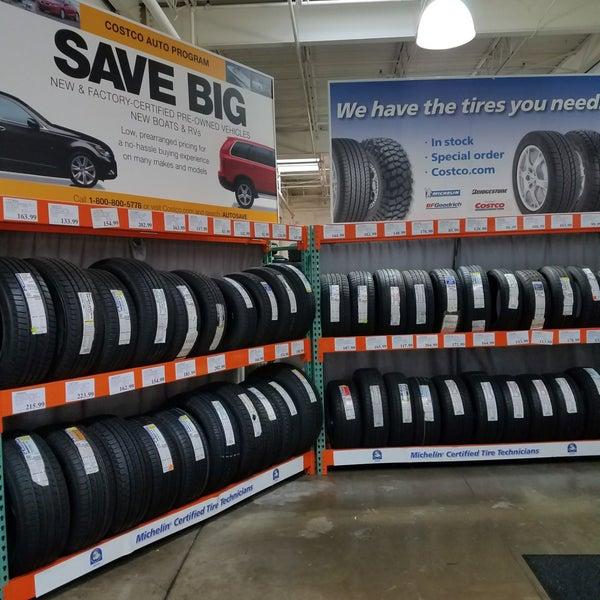 Costco Tire Center Fairfax Va