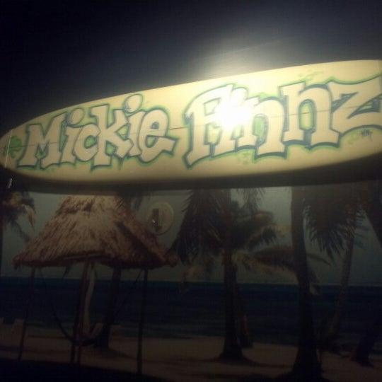 Foto diambil di Mickie Finnz Fish House & Bar oleh Eric S. pada 12/9/2012