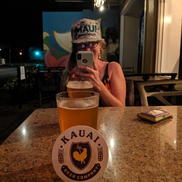 7/30/2019にEric S.がKauai Beer Companyで撮った写真
