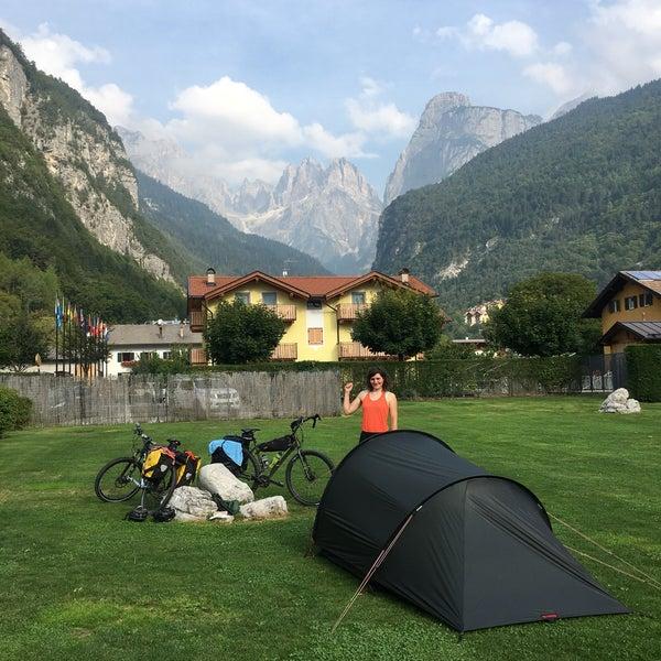 Photos At Camping Spiaggia Lago Di Molveno Campground