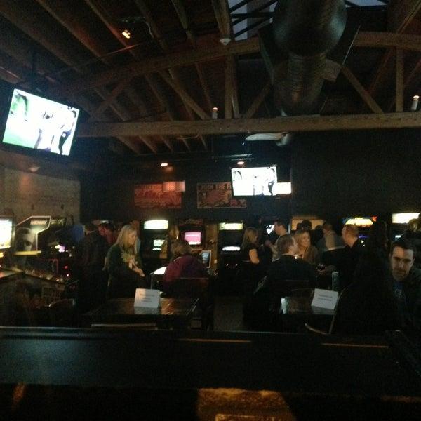 Снимок сделан в Headquarters Beercade пользователем Daan V. 1/12/2013