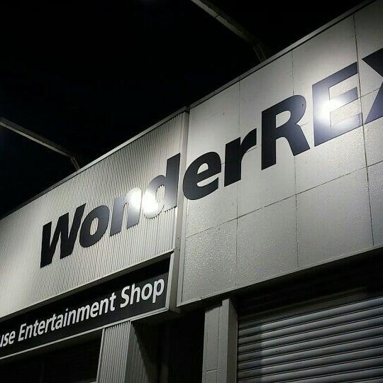 Rex wonder