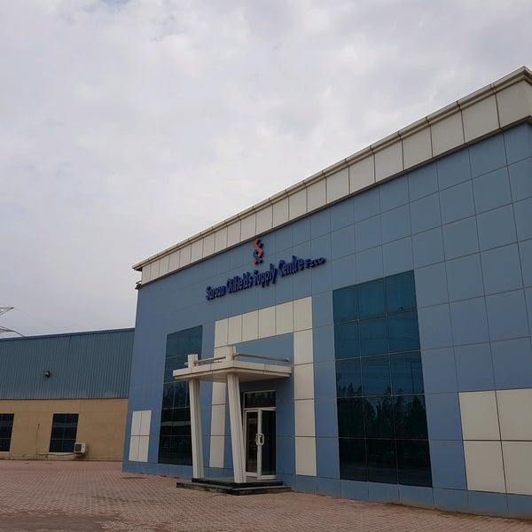 Sarsan Oilfields Supply Centre - Warehouse in Dubai