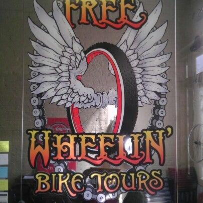 1/11/2013にTeddy S.がFreeWheelin' Bike Toursで撮った写真