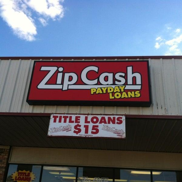Zip Cash Payday Loans